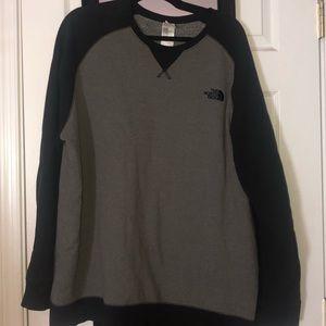 Mens North Face Sweatshirt